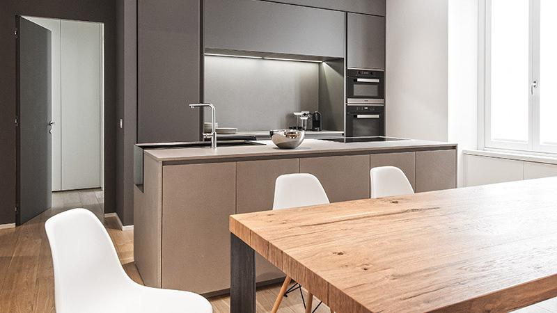 Parquet in rovere chiaro: Appartamento M. N. - Hausfloor Brescia Bergamo Milano