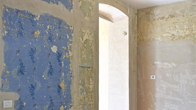 Sala da pranzo - Pavimento in parquet in rovere naturale: Casa M. S. - Hausfloor Brescia Bergamo Milano